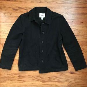 Old Navy Black Chore Coat